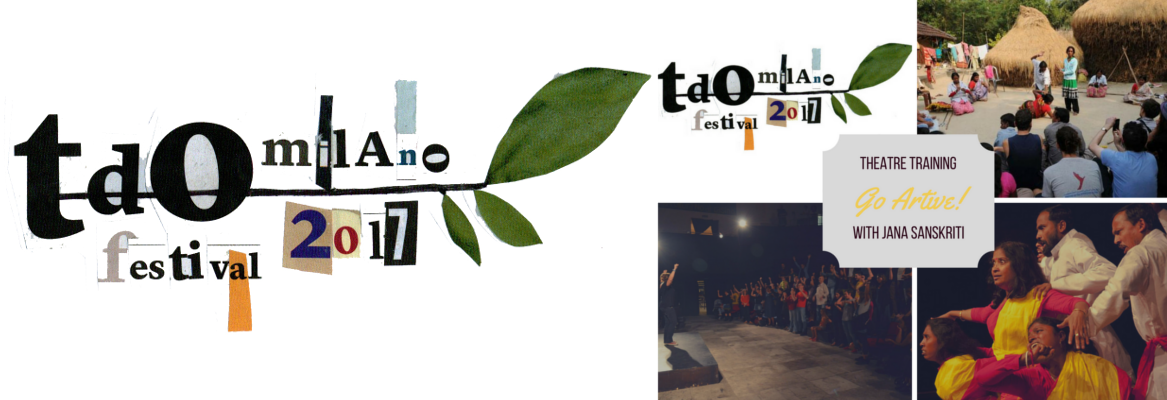 ANAMUH at the International T.O. Festival in Milan, Italy!