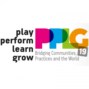 Play, Perform, Learn, Grow 2019 Bridging Communities, Practices and the World